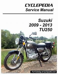 Suzuki Tu250x 2009