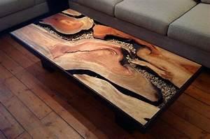 Deko Ideen Holz : couchtisch aus massivholz deko sand stunning couchtisch ~ Lizthompson.info Haus und Dekorationen