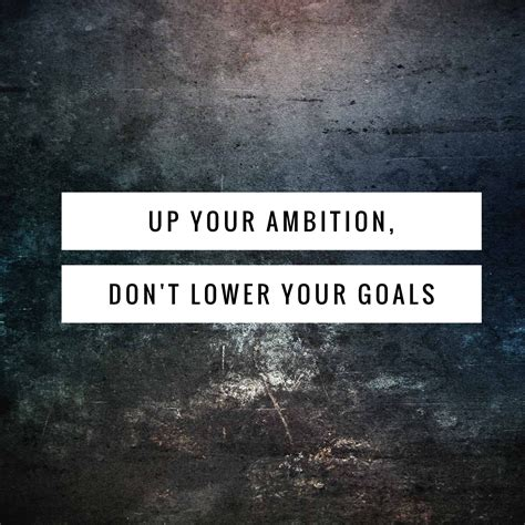 Up Your Ambition - Altrincham HQ