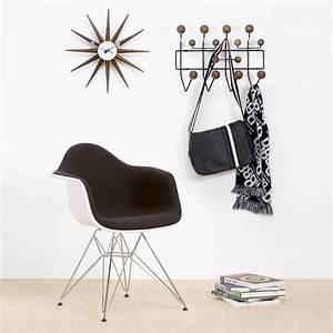Hang It All Schwarz : sunburst clock von vitra im shop ~ Bigdaddyawards.com Haus und Dekorationen