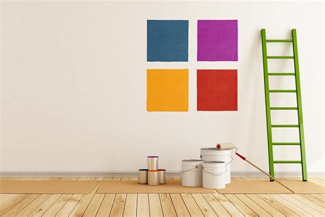 tinte per pareti interne come applicare le tinte per le pareti interne ed esterne