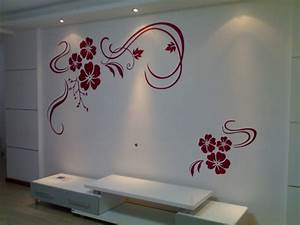 Decorations design bedroom painting walls decorating