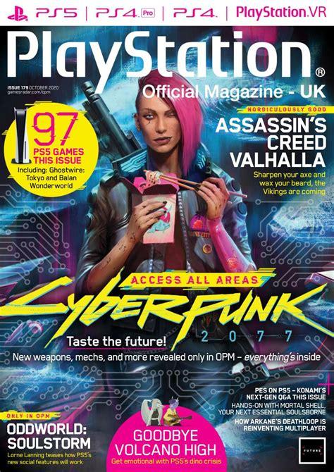 Official PlayStation Magazine - UK Edition Magazine