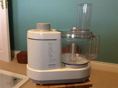 Krups Rotary 500 Food Processor Blender For Sale In