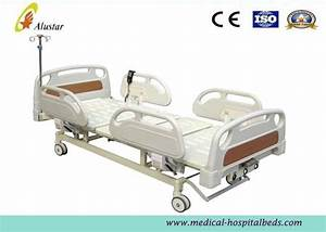 Luxury Strong Hospital Electric Beds Stable Three Position