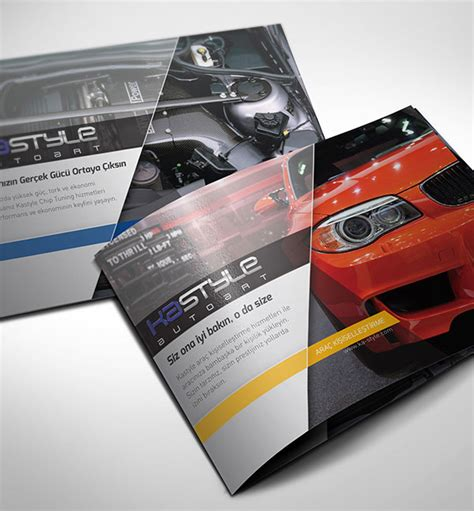 Automobile Brochure Design by 20 Beautiful Modern Brochure Design Ideas For Your 2014