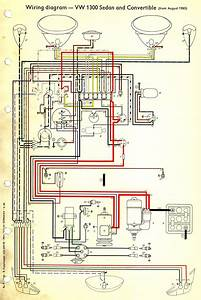 1971 Vw Beele Ignition Wiring Diagram