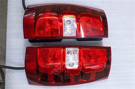 2014 Chevy Tahoe Tail Lights