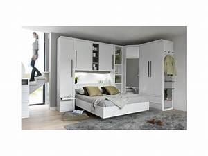 Lit Pont 160x200 : chambre roanne c lio pluriel adulte monsieur meuble ~ Teatrodelosmanantiales.com Idées de Décoration