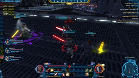 SWTOR Makes Group Instances More Solo-Friendly And Level ...