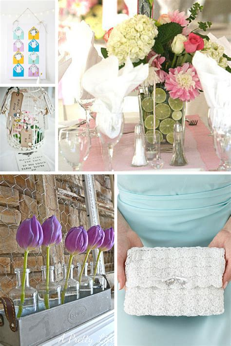 39 Ultimate Spring Wedding Ideas: DIY Centerpieces Decor