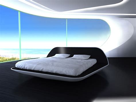 Cool Bedroom Furniture For Sale by Futuristic Bed Or This Bed Magetic And Floating In My