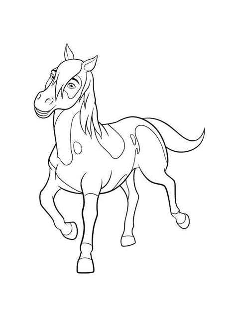 kids  funcom coloring page spirit riding  boomerang