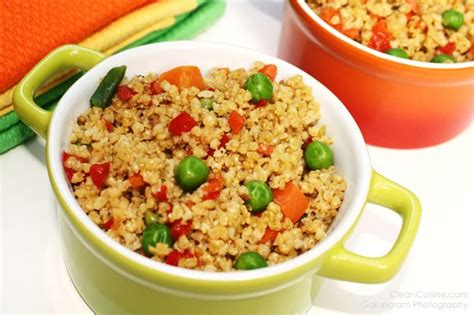 millet recipes millet fried rice two ways