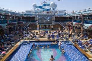 Carnival Breeze Deck Plan 6 by Carnival Splendor Lido Deck Explore Carnival Cruise