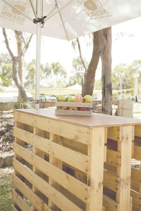 meuble cuisine exterieure meuble de cuisine en palette cuisine exterieure objet et