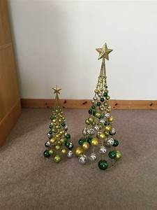 How Many Lights For A 5ft Tree 2 X Green Next Decorative Bauble Christmas Trees In