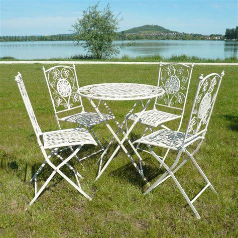 table et chaise de jardin en fer forge emejing table de jardin fer forge blanc contemporary awesome interior home satellite delight us