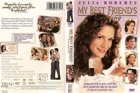 My Best Friend S Wedding Resume by Covers Box Sk My Best Friend S Wedding 1997 High Quality Dvd Blueray
