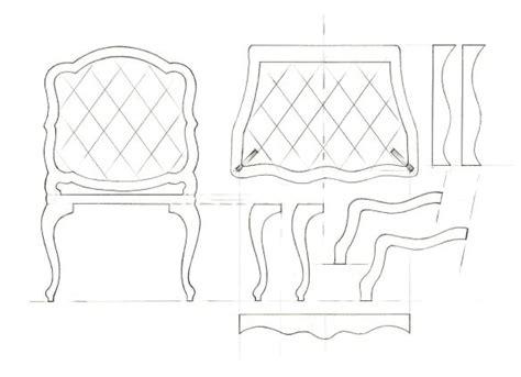 Template Drawings For Furniture Model-making