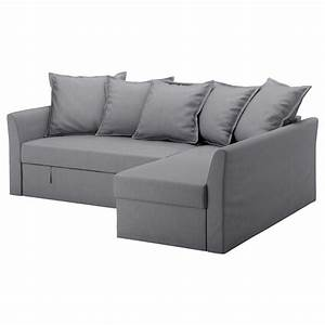 Ikea Sofa Bett : holmsund corner sofa bed nordvalla medium grey chaise ~ Lizthompson.info Haus und Dekorationen