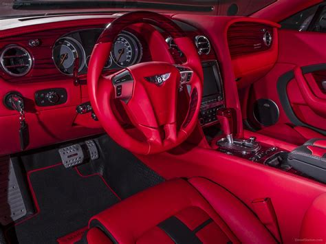 Mansory Sanguis Bentley Continental Gt 2013 Exotic Car