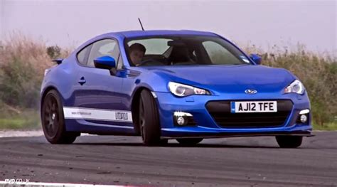 subaru brz drift scion fr s twin competes in evo 39 s quot track car of the year