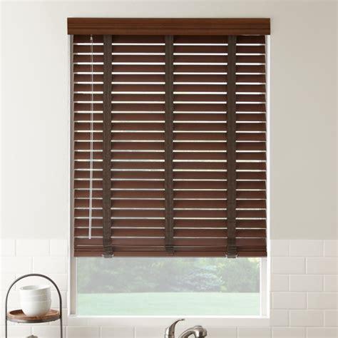 2 quot premium wood blinds select blinds canada
