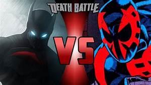Batman Beyond vs Spider-Man 2099 | Death Battle Fanon Wiki ...