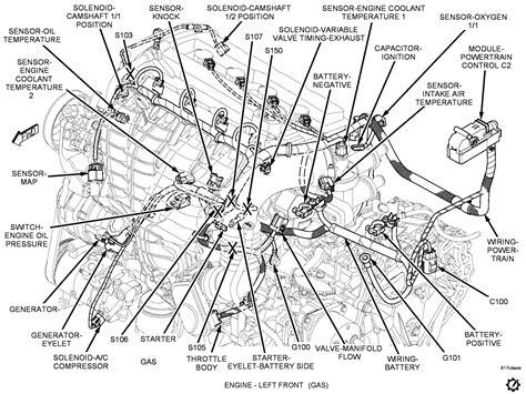 Chrysler Liter Engine Diagram Within
