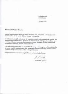 Testimonials - ANDREW ROBERTS