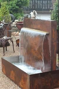 Wasserfall Pumpe Berechnen : wasserspiel cortenstahl wasserfall 90 im edelrost design inkl pumpe 1001000064 ~ Themetempest.com Abrechnung