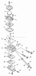 Echo Tc-2100 Parts List And Diagram