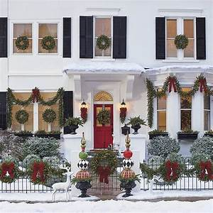 amazing, christmas, , holiday, porch, decor