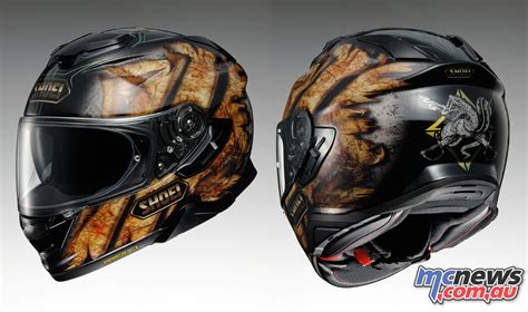 shoei gt air 2 shoei s new gt air ii helmet arrives march srl2 ready mcnews au