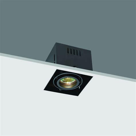 2x50w mr16 trimless recessed downlight halogen light