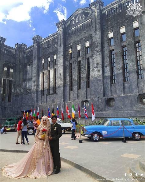wisata keluarga unik   heritage palace bekas pabrik