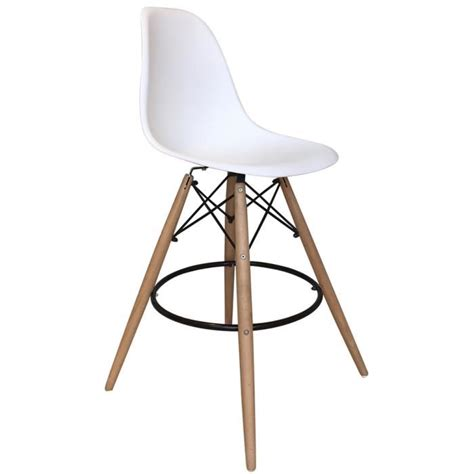 chaise de bar cdiscount chaise de bar scandinave göteborg blanc achat vente
