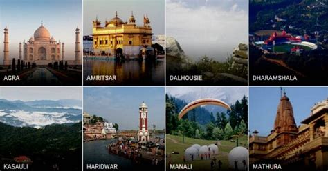 places  visit  north india   refreshing vacay