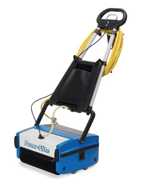 Powr Flite Floor Scrubber by Powr Flite Multiwash Micro 14 Automatic Scrubber