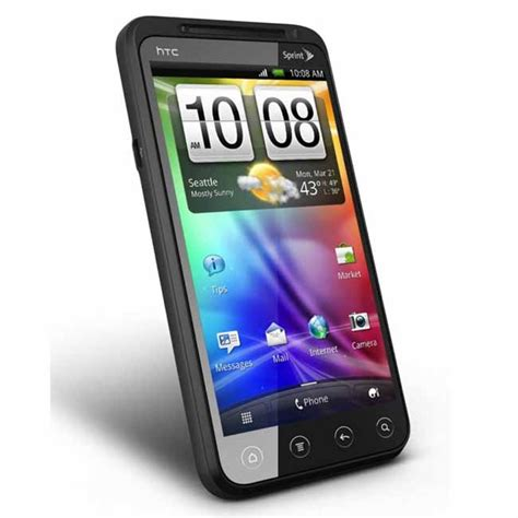 htc android phones htc evo 3d 4g android used phone for sprint cheap phones