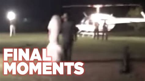 video final moments  uvalde helicopter crash youtube