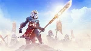 Phantom Lancer Vengeance Of The Sunwarrior Pc Wallpapers