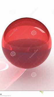 3d red ball stock illustration. Illustration of globe ...