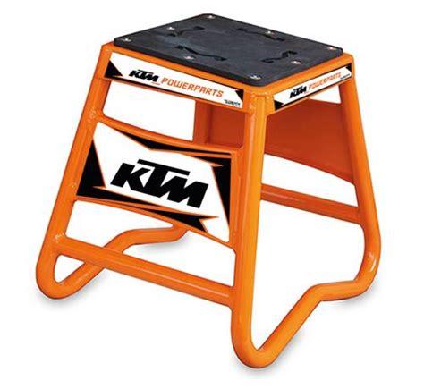 aomcmx ktm aluminum mini bike stand  matrix