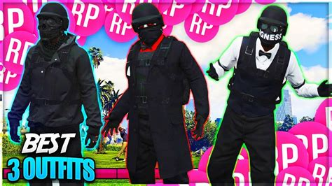 Gta 5 Online 142 Best 3 Conjuntos Tryhard Old Generacion Modded Outfits 127 Ps3xboxpc