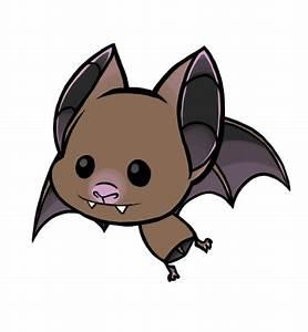 Cute little cartoon bat | Cartoon pics to draw | Pinterest ...