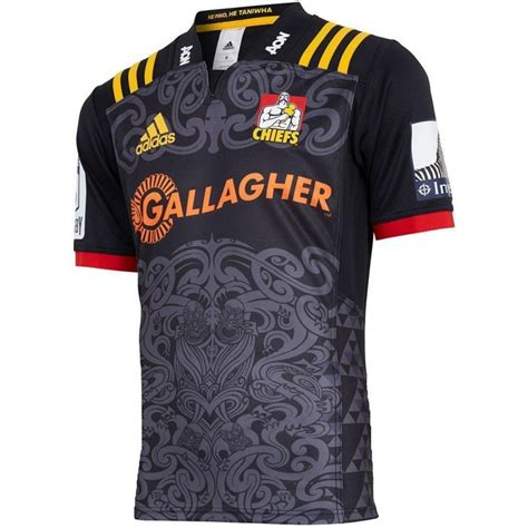 chiefs  mens home rugby jersey bp