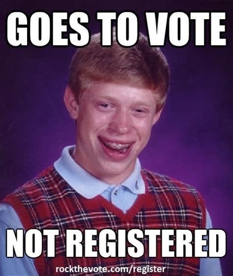 Funny Voting Memes - 47 best rock the vote memes images on pinterest ha ha funny stuff and funny things
