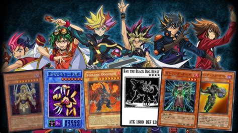 Create as many cards as your device can hold, then organise them into decks. Petition · Make more YuGiOh anime, manga, movie, video ...